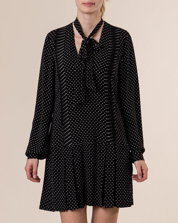 Sukienka Trussardi  56D00488_1T004931_K723 czarny