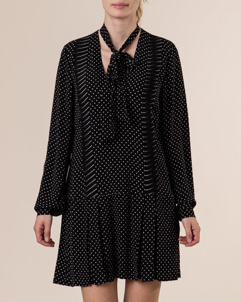 Sukienka Trussardi  56D00488_1T004931_K723 czarny - fot:2