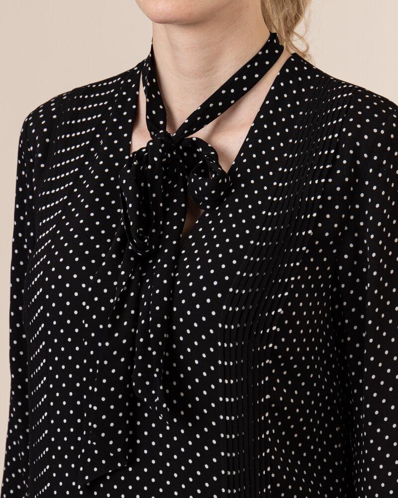 Sukienka Trussardi  56D00488_1T004931_K723 czarny - fot:3