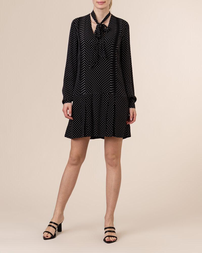 Sukienka Trussardi  56D00488_1T004931_K723 czarny - fot:5