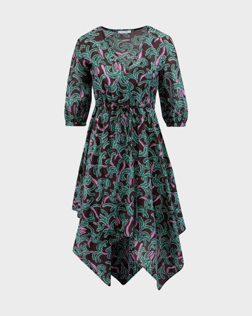 Sukienka Iblues ALBORE_72210312_010 zielony