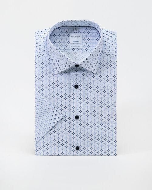 Koszula Olymp 862072_11 niebieski