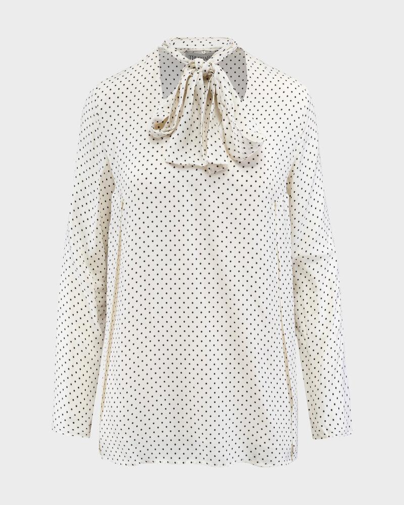 Bluzka Trussardi  56C00403_1T004931_W814 kremowy - fot:1