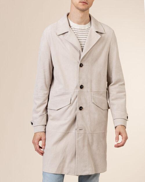 Płaszcz Baldessarini 7006_90013_1015 kremowy
