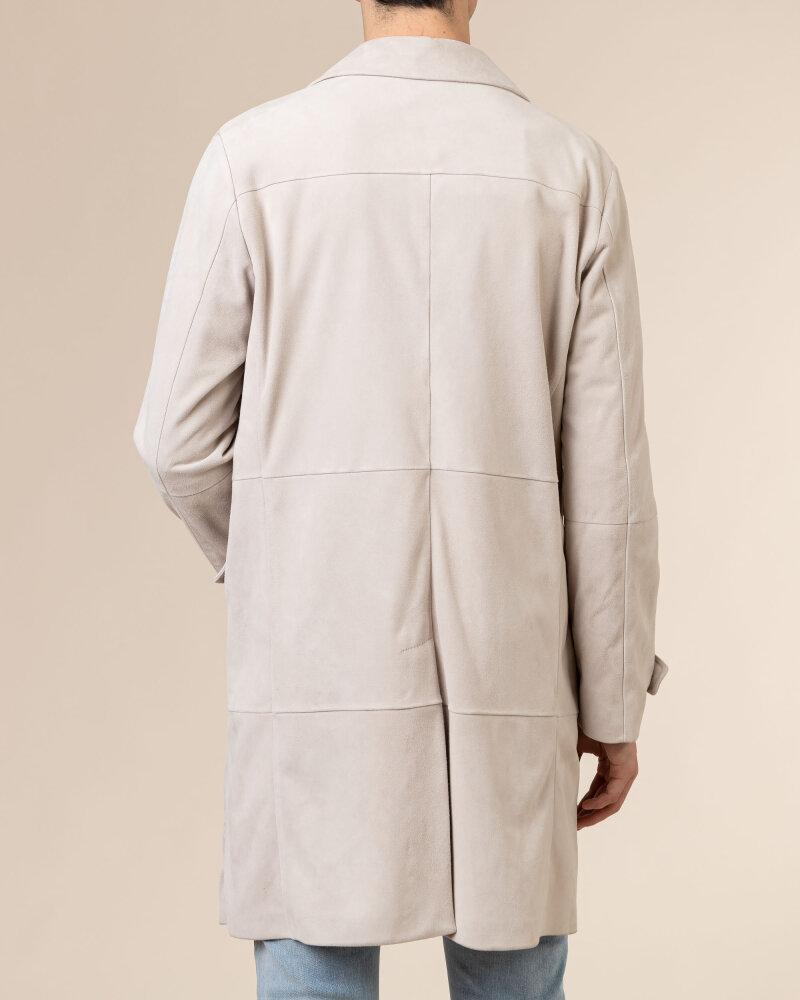 Płaszcz Baldessarini 7006_90013_1015 kremowy - fot:4