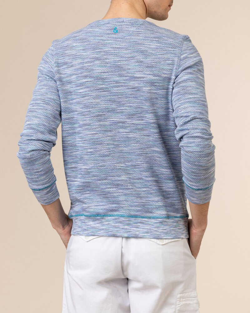 Sweter Colours & Sons 9121-495_912 COMBO2 niebieski - fot:4
