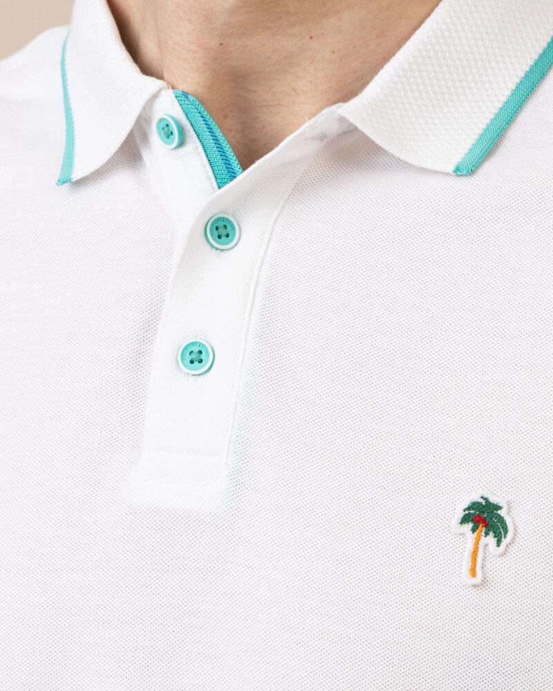 Polo Colours & Sons 9121-445_049 PALMS biały - fot:3