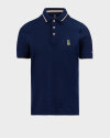 Polo Colours & Sons 9121-445_699 PINEAPPLE granatowy