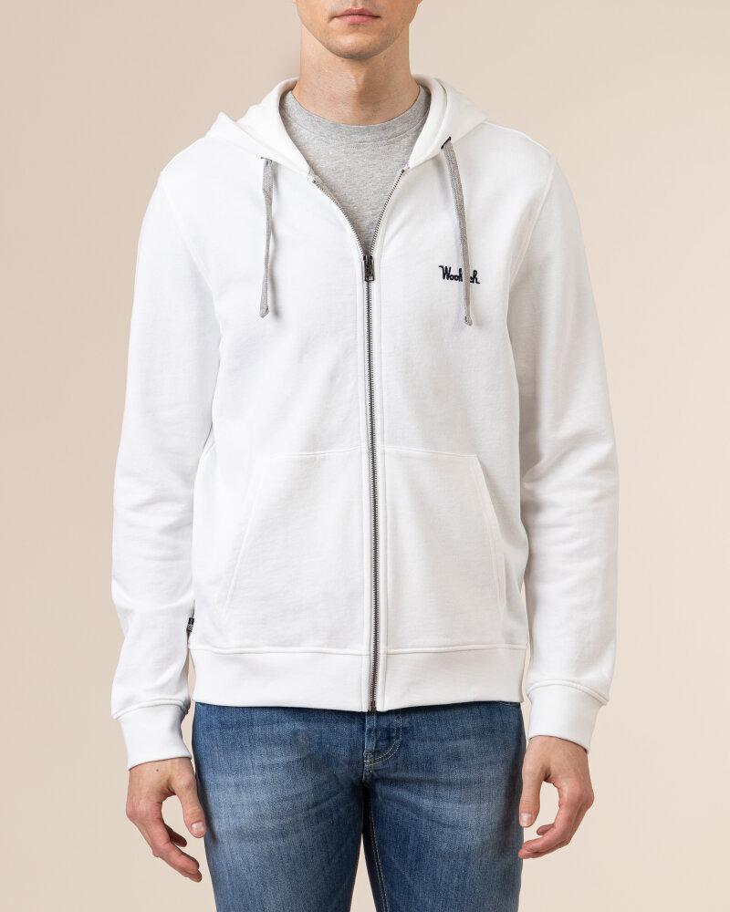 Bluza Woolrich CFWOSW0091MRUT2544_8041 biały - fot:2