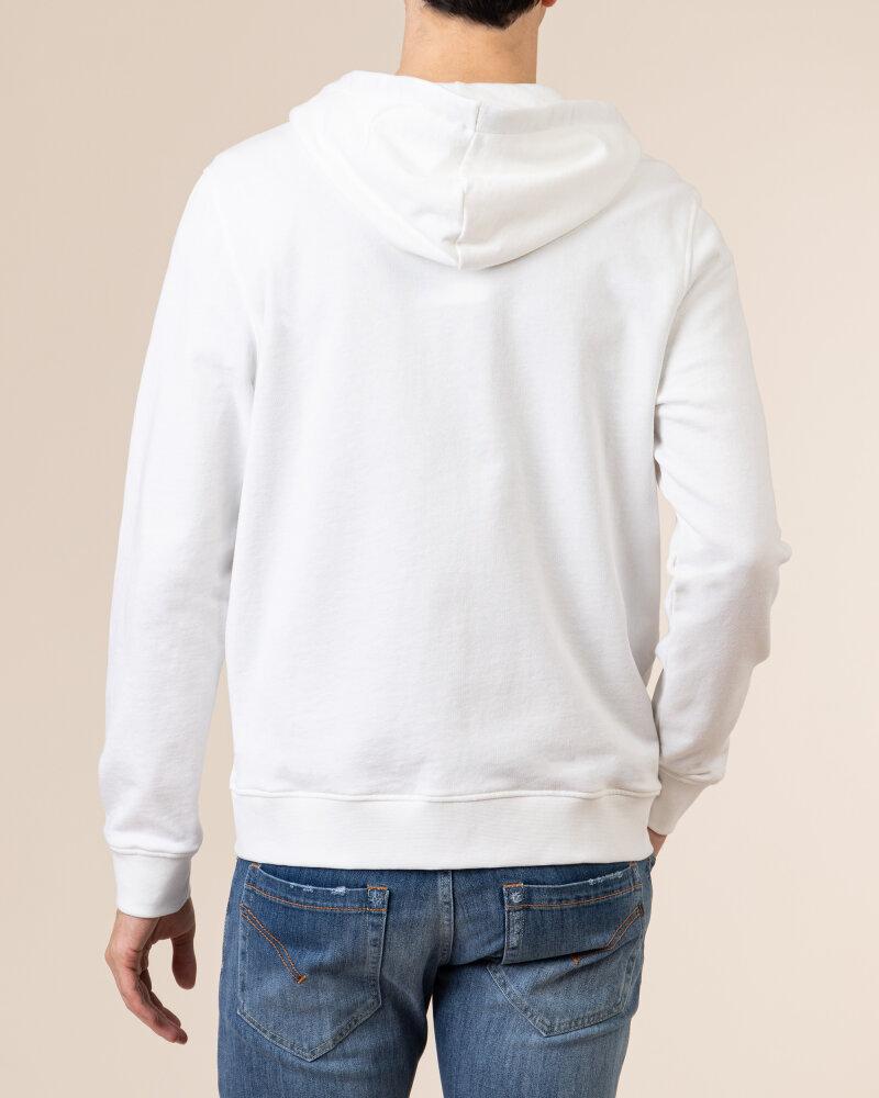 Bluza Woolrich CFWOSW0091MRUT2544_8041 biały - fot:4