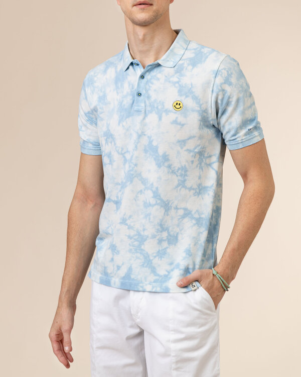Polo Colours & Sons 9121-411_600 SKY niebieski