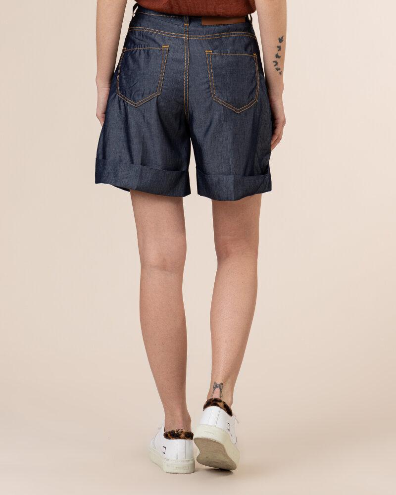 Spodnie Trussardi  56J00145_1T005188_U290 niebieski - fot:4