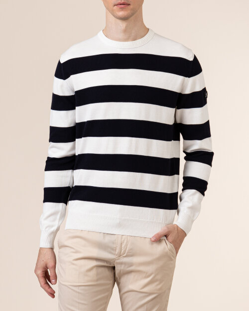 Sweter Navigare NV0023230_019 biały