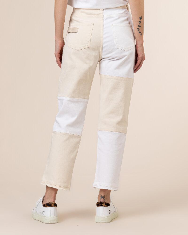 Spodnie Beatrice B 21FE1503IVORY_120 kremowy - fot:4