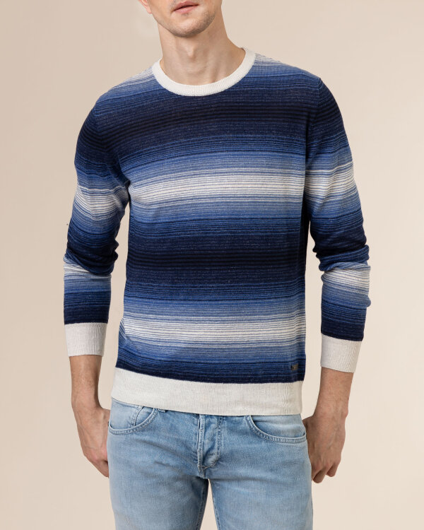 Sweter Baldessarini 5051_30015_6300 granatowy