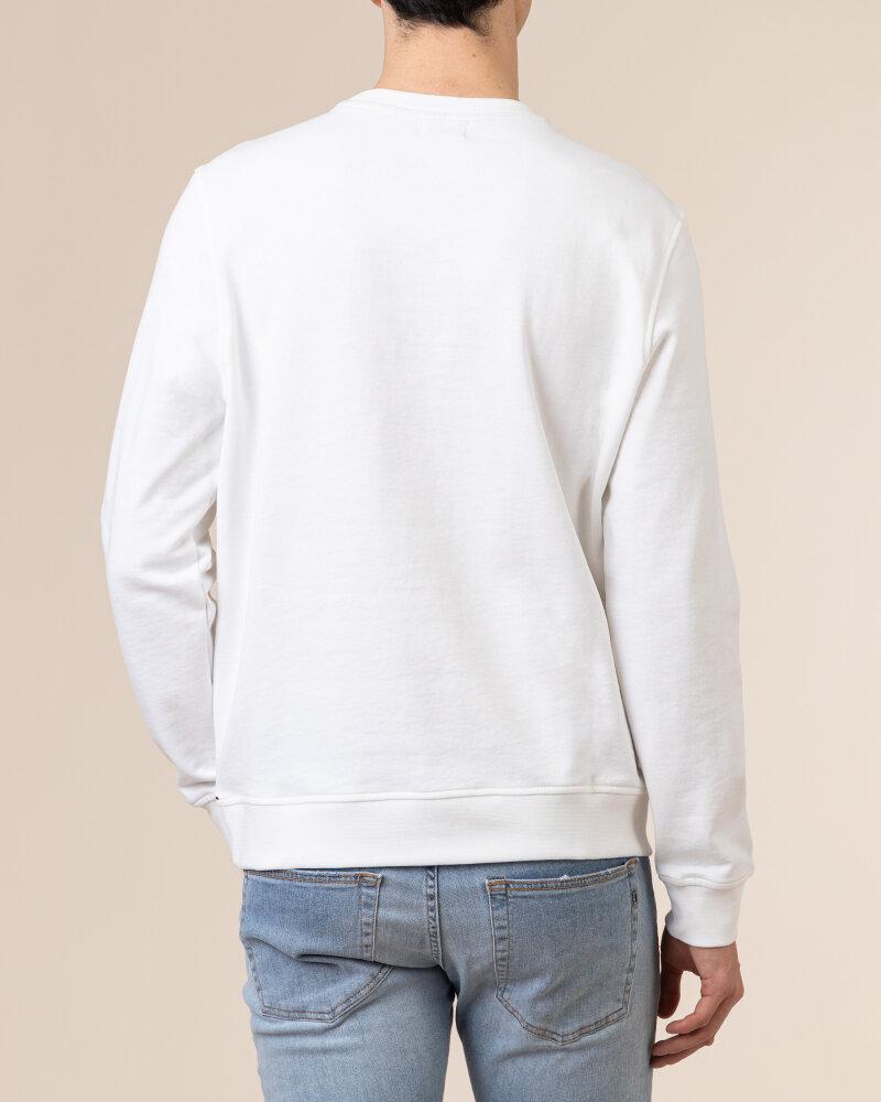 Bluza Woolrich CFWOSW0090MRUT2544_8041 biały - fot:4