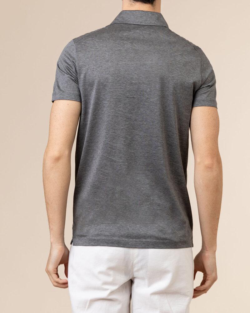 T-Shirt Baldessarini 5047_10009_9502 ciemnoszary - fot:4
