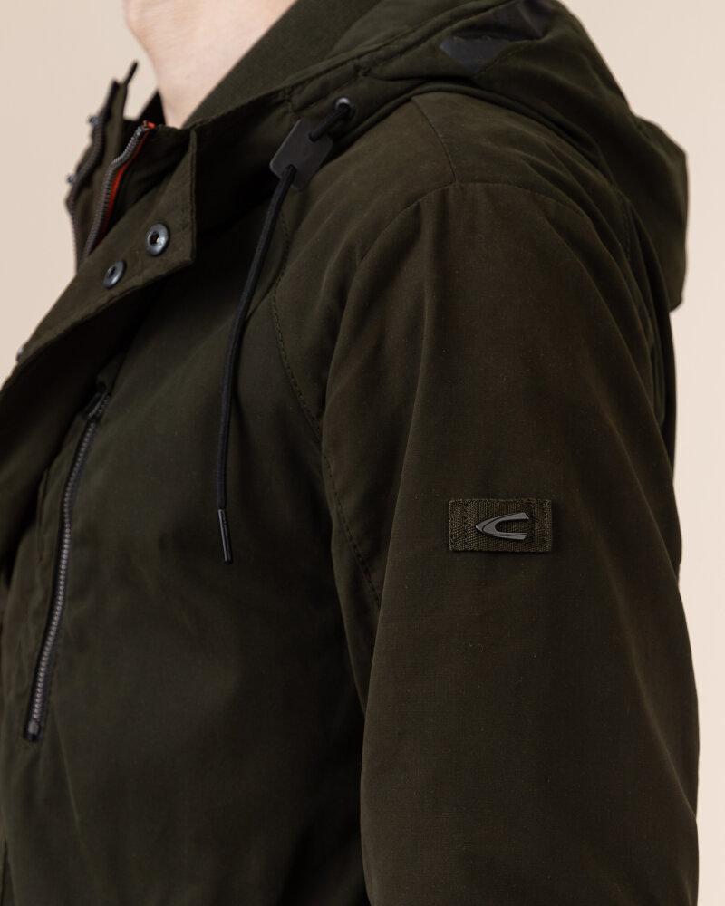 Płaszcz Camel Active 5R40410200_35 zielony - fot:5