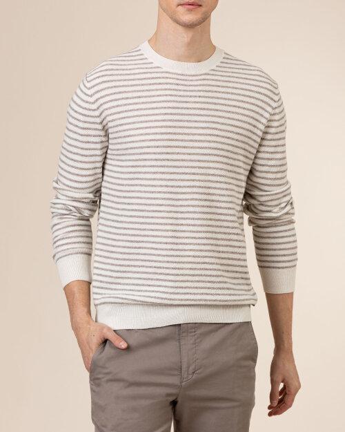 Sweter Baldessarini 5043_30014_1015 kremowy