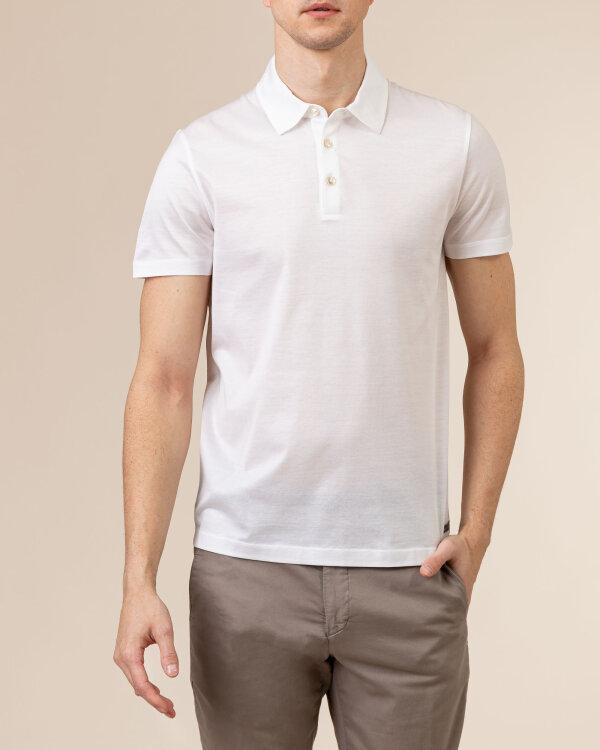 T-Shirt Baldessarini 5047_10009_1010 biały
