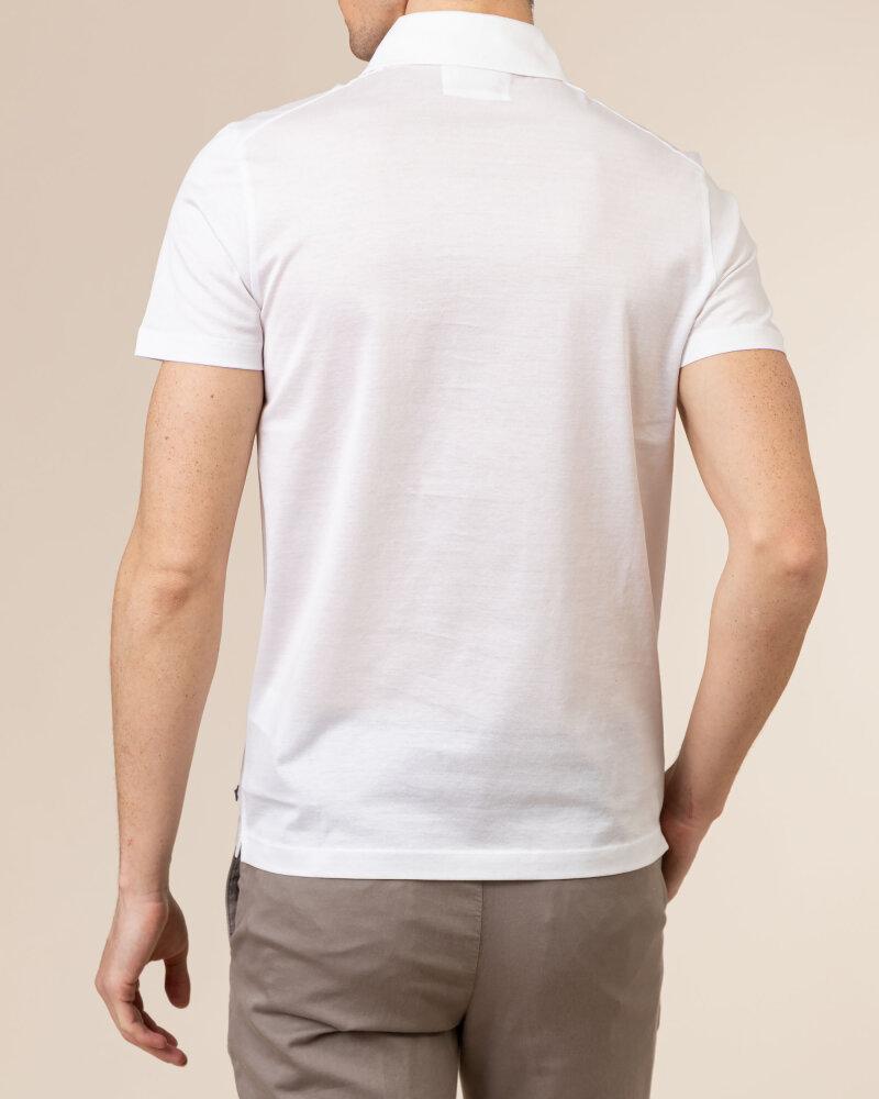 T-Shirt Baldessarini 5047_10009_1010 biały - fot:4