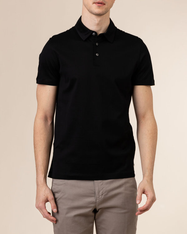 T-Shirt Baldessarini 5047_10009_9000 czarny