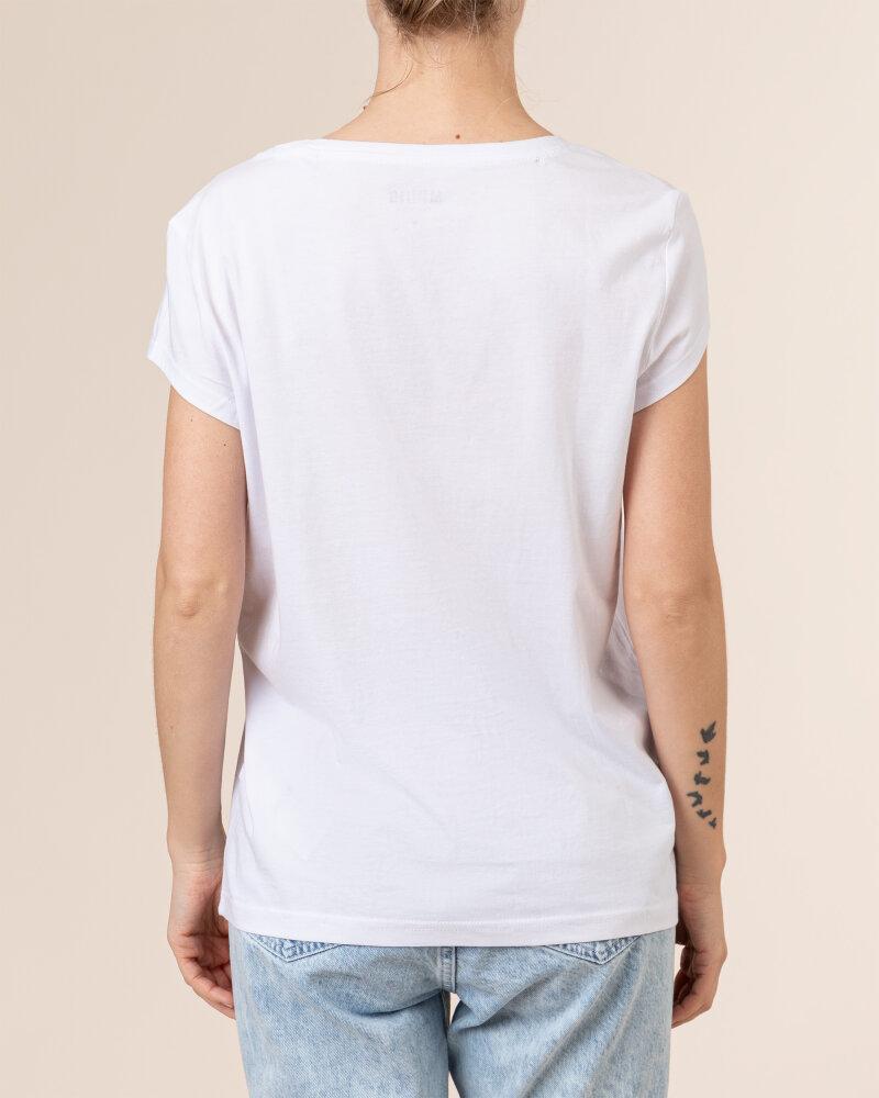T-Shirt Mustang 1010370_2045 biały - fot:4