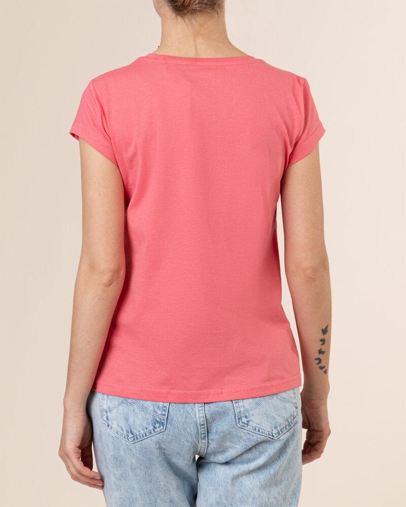 T-Shirt Mustang 1005455_8142 różowy - fot:4