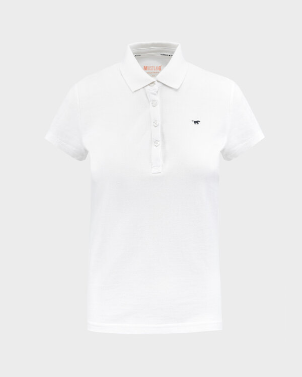 T-Shirt Mustang 1010777_2020 biały