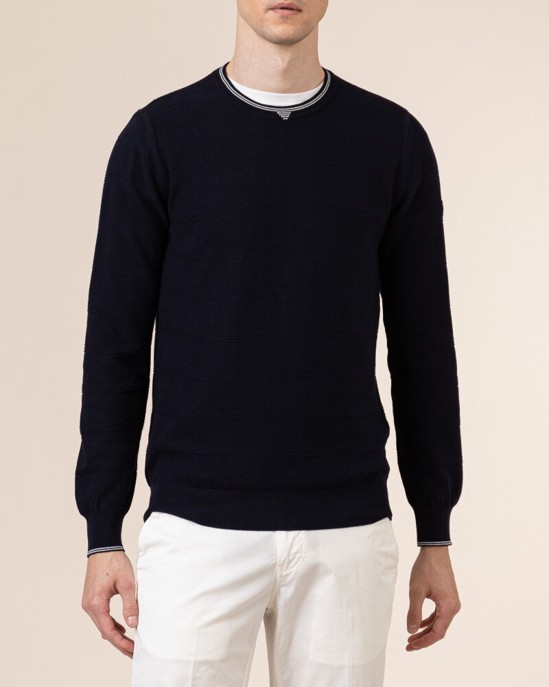 Sweter Navigare NV0022430_001 granatowy - fot:2