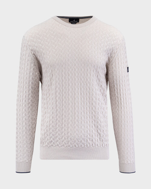 Sweter Navigare NV0023730_229 kremowy