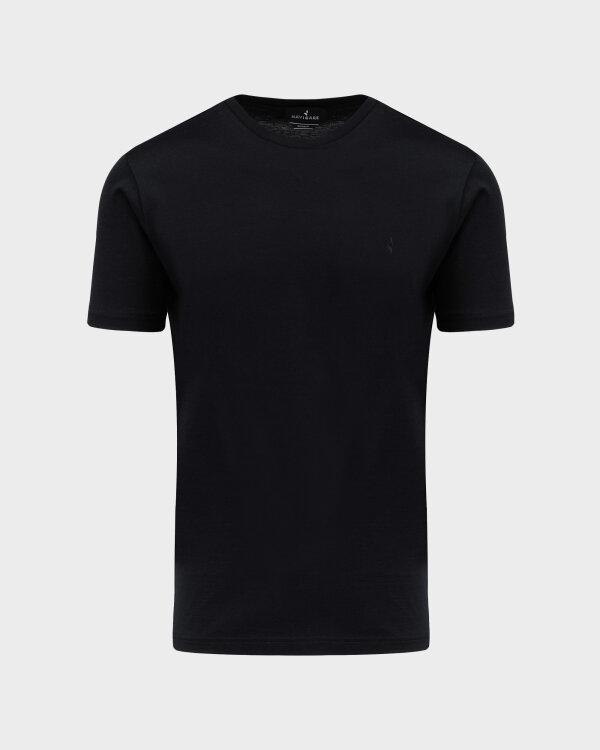T-Shirt Navigare NV71003_020 czarny