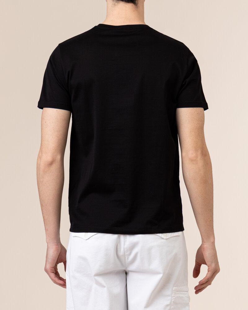 T-Shirt Navigare Nv71003_020 Czarny Navigare NV71003_020 czarny - fot:3