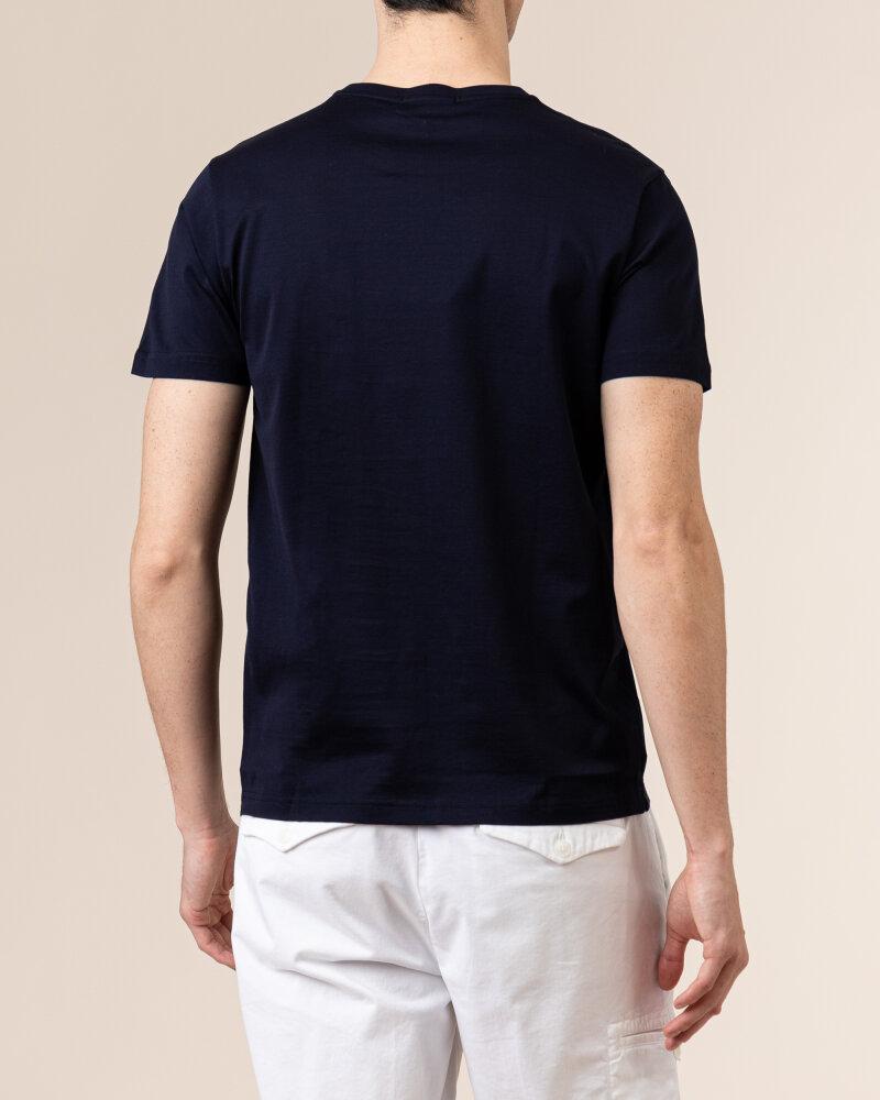 T-Shirt Navigare NV71003_001 granatowy - fot:3