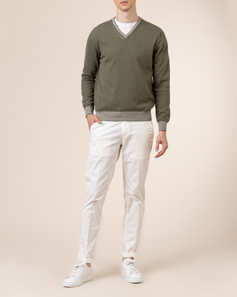Sweter Navigare NV0021920_279 zielony - fot:5