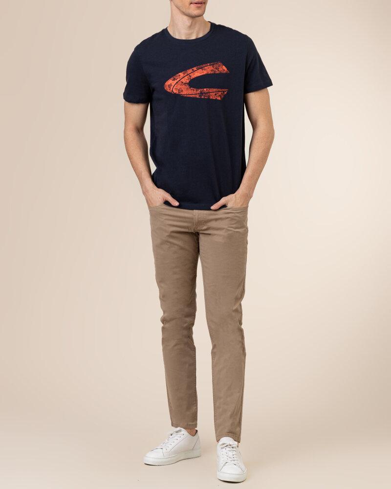 T-Shirt Camel Active 5T02409642_47 granatowy - fot:5