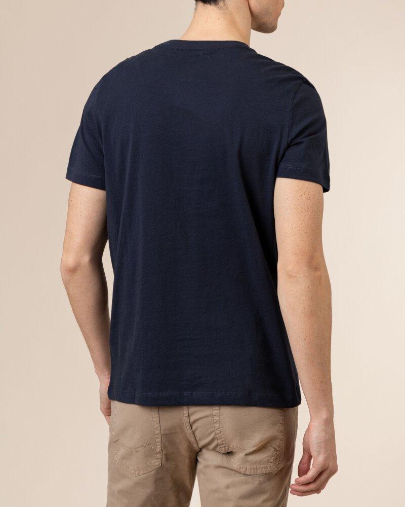 T-Shirt Camel Active 5T02409642_47 granatowy - fot:4