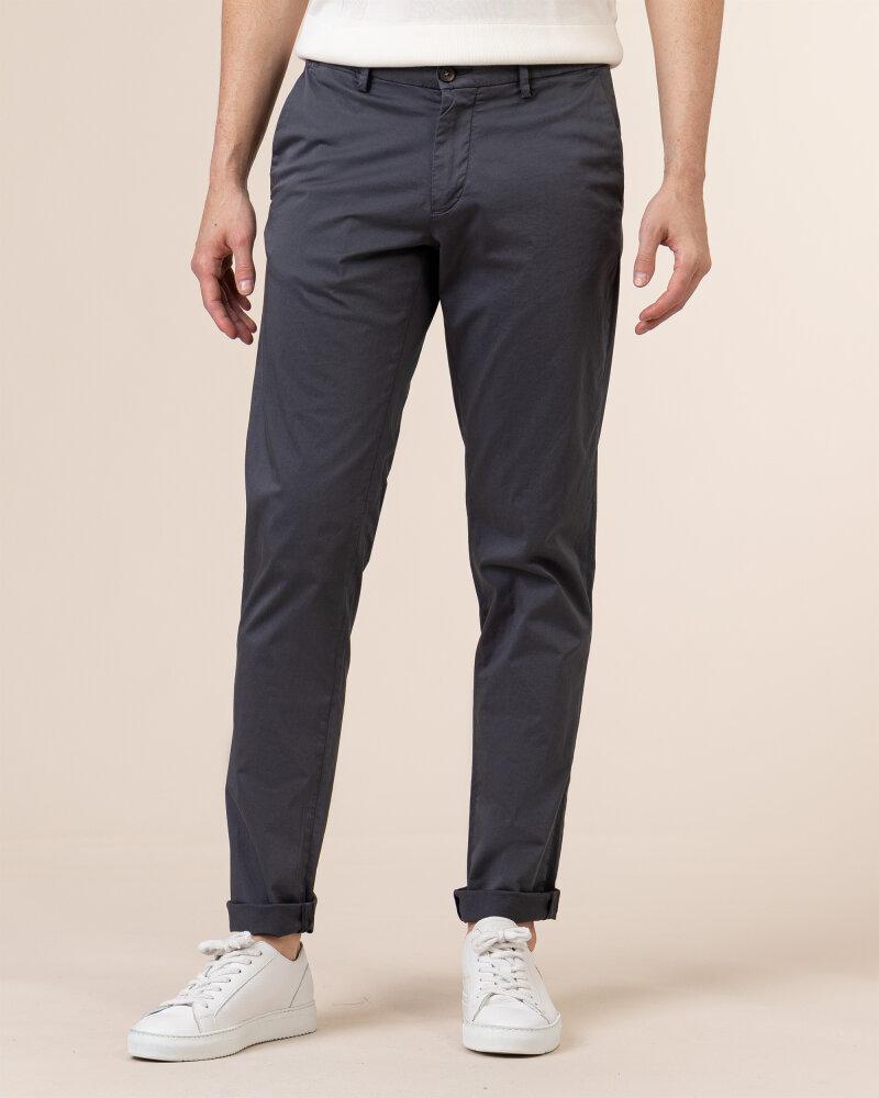 Spodnie Trussardi  52P00000_1T005016_E290 ciemnoszary - fot:2
