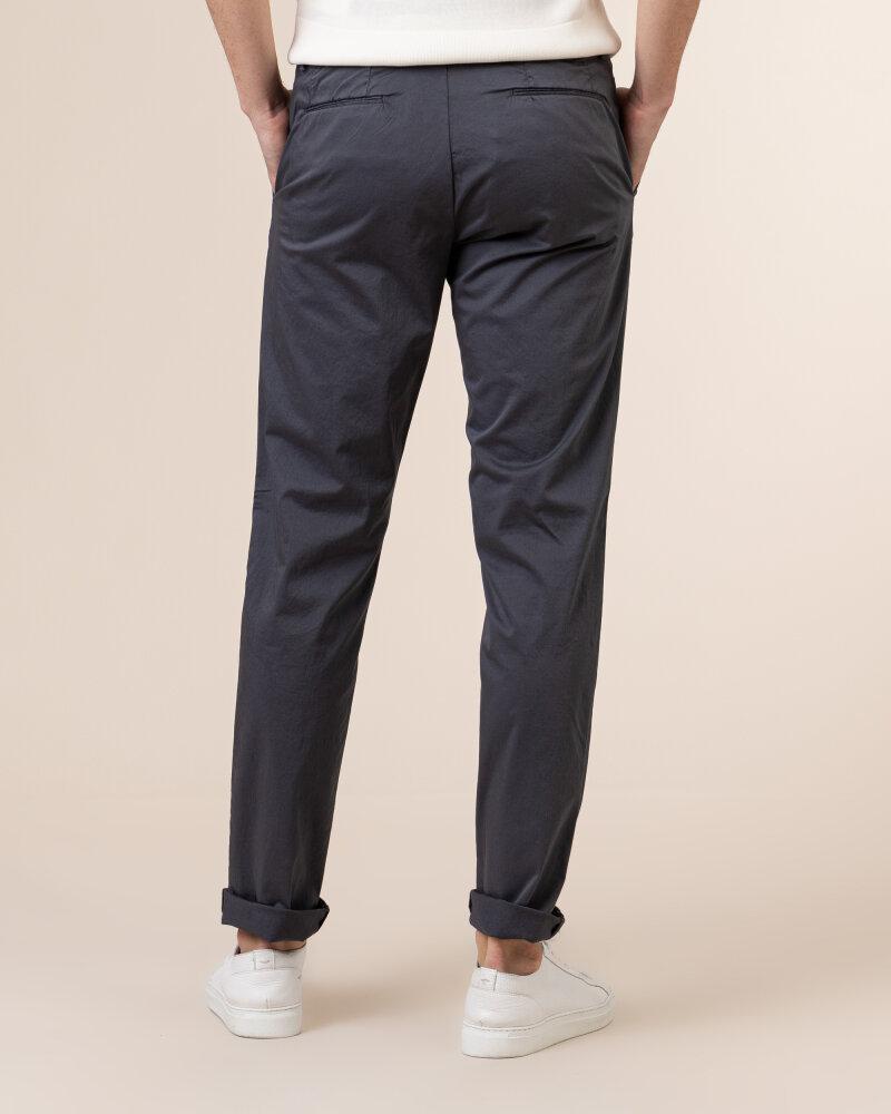 Spodnie Trussardi  52P00000_1T005016_E290 ciemnoszary - fot:4