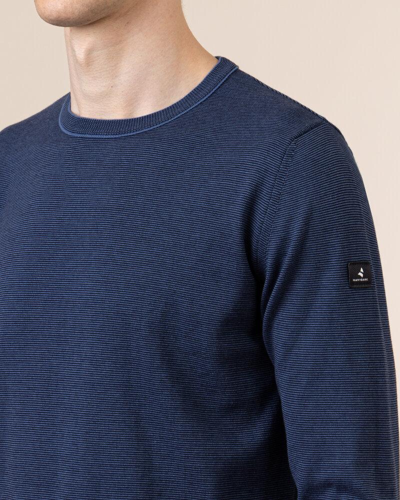 Sweter Navigare NV0023630_274 niebieski - fot:3