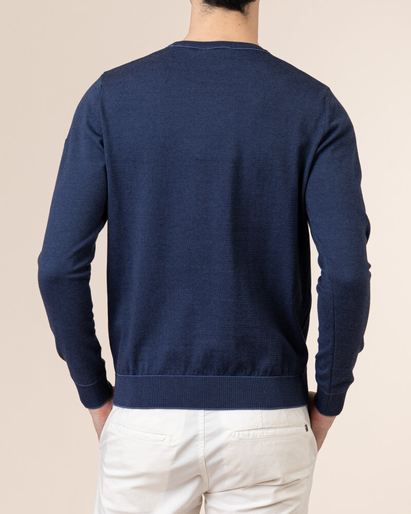 Sweter Navigare NV0023630_274 niebieski - fot:4