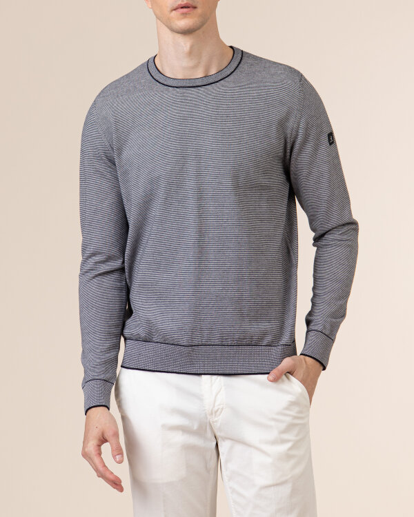 Sweter Navigare NV0023630_001 biały