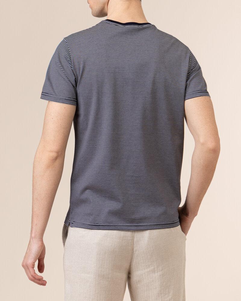 T-Shirt Navigare NV70031_001 granatowy - fot:4