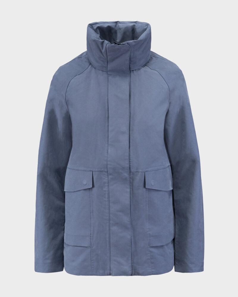 Kurtka Didriksons 503605_Unn Women's Jacket 2_021 niebieski - fot:1