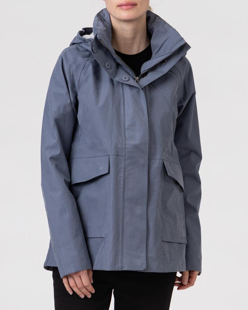 Kurtka Didriksons 503605_Unn Women's Jacket 2_021 niebieski - fot:2