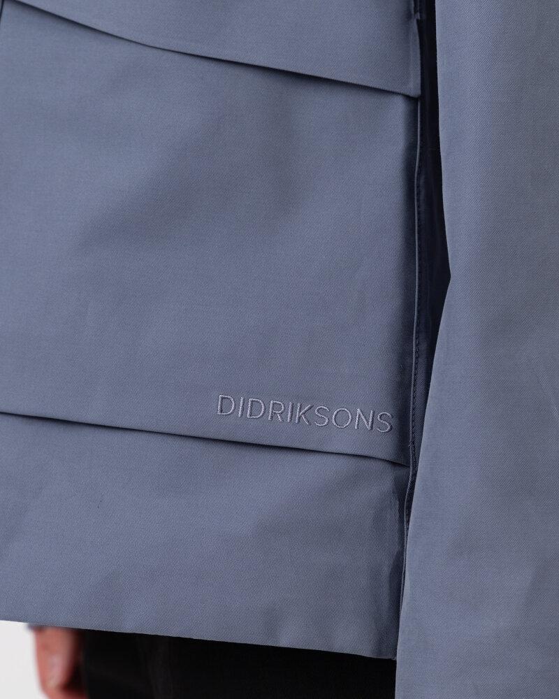 Kurtka Didriksons 503605_Unn Women's Jacket 2_021 niebieski - fot:3