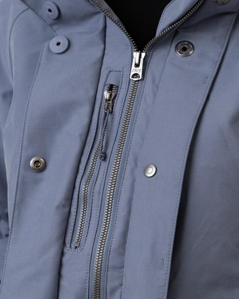 Kurtka Didriksons 503605_Unn Women's Jacket 2_021 niebieski - fot:5