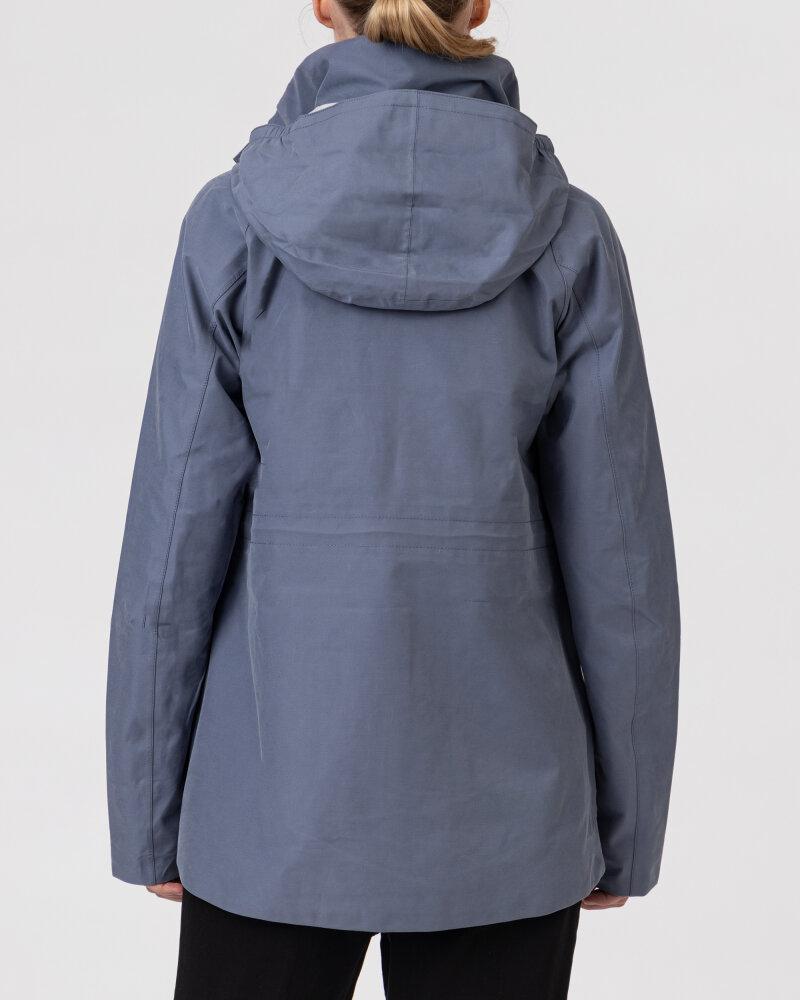 Kurtka Didriksons 503605_Unn Women's Jacket 2_021 niebieski - fot:6