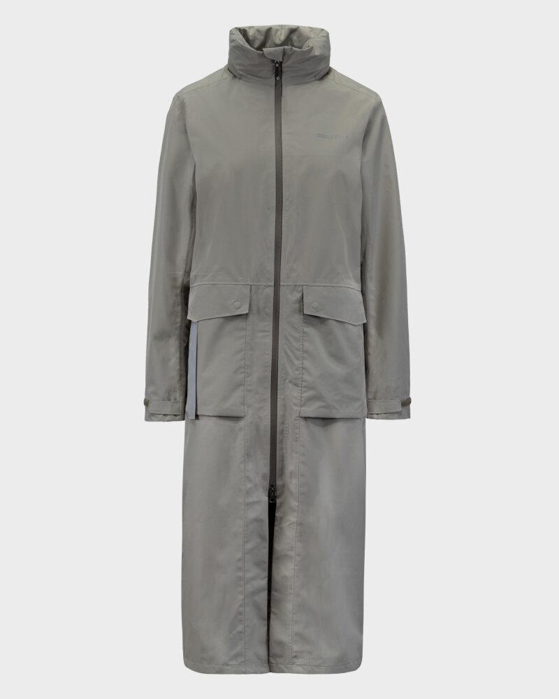 Kurtka Didriksons 503629_Nadja Women's Coat_383 zielony - fot:1
