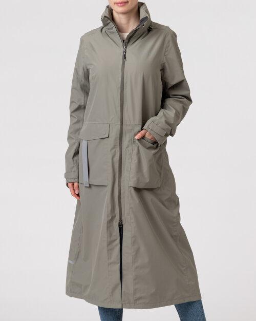 Kurtka Didriksons 503629_Nadja Women's Coat_383 zielony